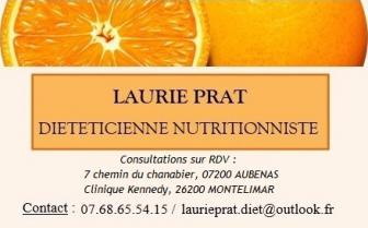 PRAT LAURIE DIETETICIENNE NUTRITIONNISTE, Diététicien en France
